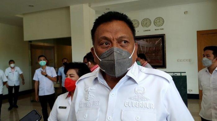 Awas Cluster Keluarga, Gubernur Sulut: Pulang dari Jakarta Bawa Covid Pakai Surat Bodong