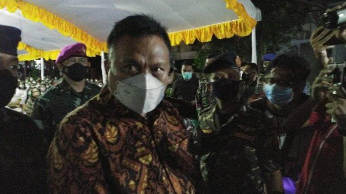 Di Tengah Maraknya Aksi Teror, Gubernur Olly Dondokambey Bersyukur Kapolri Bisa Perhatikan Sulut