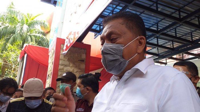 Gubernur Sulut, Wakapolda dan Danlantamal VIII Tak Bisa Divaksin, Dandel: Akan Dijadwalkan Ulang