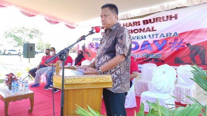 Mayday di Manado, Ketika Buruh dan Pemerintah 'Mesra' dan Saling Puji