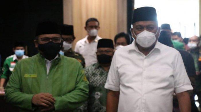 Gubernur Sulut Olly Dondokambey Apresiasi Peran GP Ansor Jaga Kerukunan