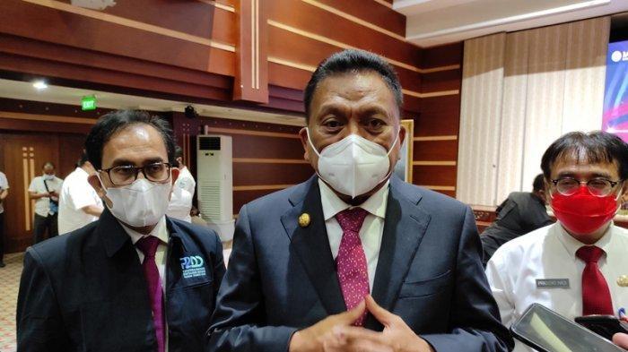 Harga Rica Rp 100 Ribu per Kg, Gubernur Olly Minta Masyarakat Menanam di Pekarangan Rumah