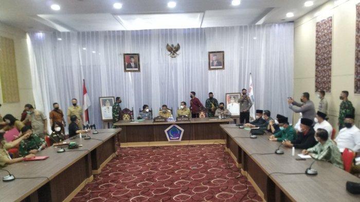 Salat Idul Fitri di Sulawesi Utara Akan Digelar di 980 Titik, Manado Dilaksanakan di 210 Masjid