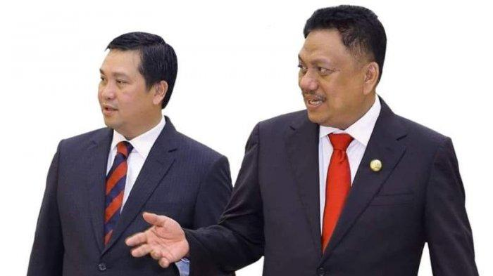 Provinsi Sulut Terbaik Pencegahan Korupsi, Onibala Sebut Buat Komitmen Olly-Steven
