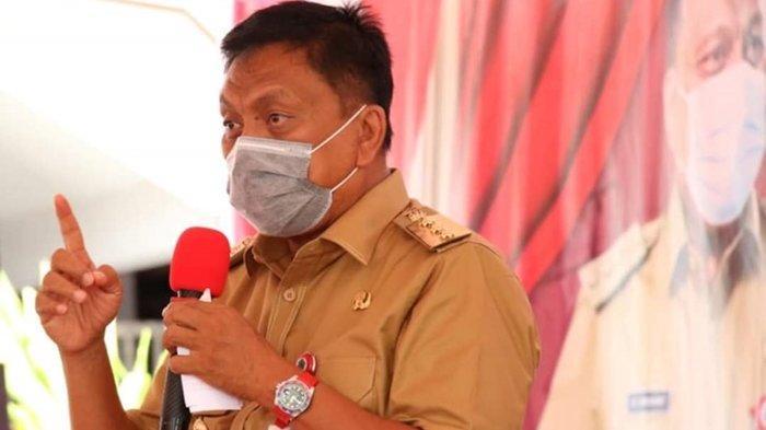 Gubernur Olly Sambangi Minsel, Singgung Tol Baru Sepanjang 74 Kilometer