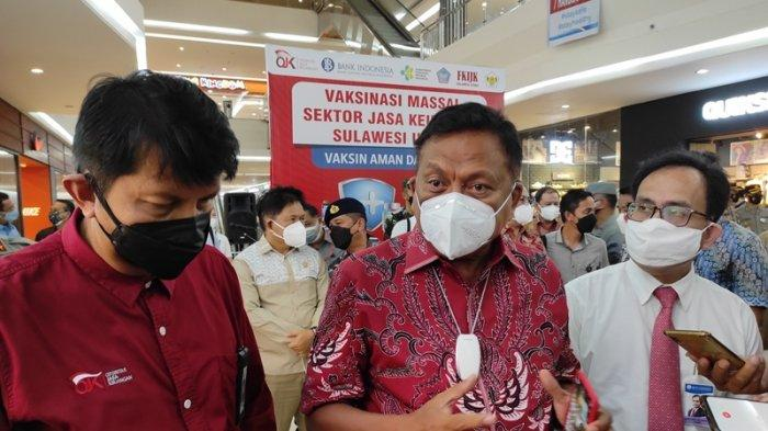 Olly Dondokambey Target Oktober 2021, Sulut Capai Herd Immunity Minta 500 Ribu Dosis Vaksin ke Pusat