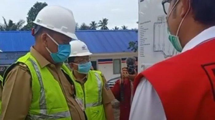 Belum Habis Covid 19, Kolera Ancam Warga Manado, Gubernur Olly Lontarkan Kritik Soal Sampah