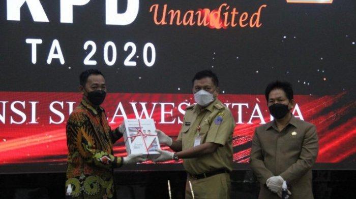 Gubernur Olly Dondokambey Optimistis 15 kabupaten/Kotase-Sulut Raih Opini WTP