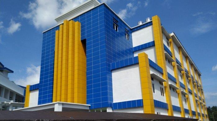 Olly Dondokambey Resmikan Gedung Polnustar Rp 58 Miliar, Singgung Tuna Sirip Kuning Sangihe