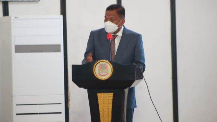 Gubernur Sulut Olly Dondokambey Dikabarkan Siap Roling Besar-Besaran di November 2021