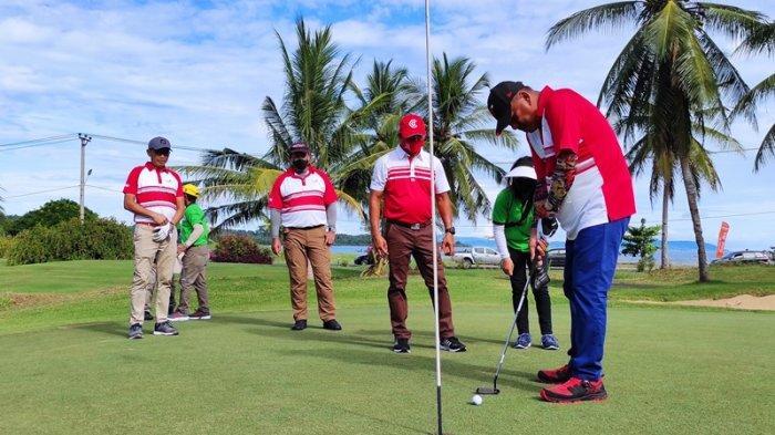 Event Golf Goes to Likupang 2021 Sukses, Berikut Daftar Lengkap Juara