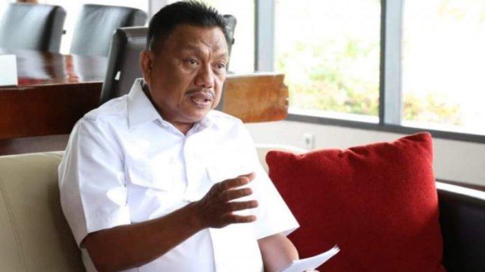 Olly Dondokambey Usulkan ke Presiden Jokowi Bataha Santiago Jadi Pahlawan Nasional