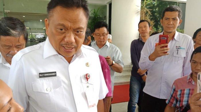Olly Dondokambey Amankan Dana Hibah PON Papua 2021, Kucur Rp 15 Miliar ke KONI