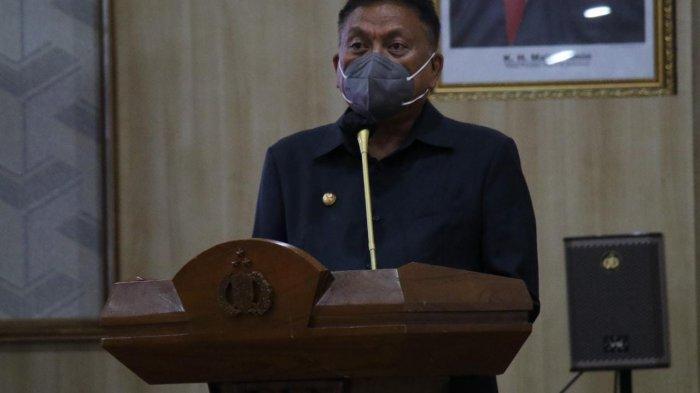 Olly Dondokambey Ucapkan Selamat HUT Ke-75 Bhayangkara, Dukung Transformasi Program Presesi