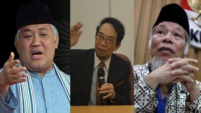 Tak Hanya Amien Rais, 3 Orang Ini Juga Turut Mengajukan Gugatan soal UU Penanganan Covid-19