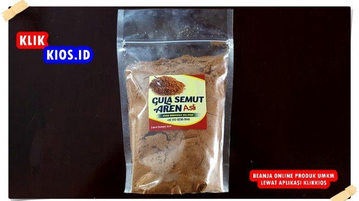 Belanja Yuk! Ada Gula Semut  Aren Asli dari Minsel