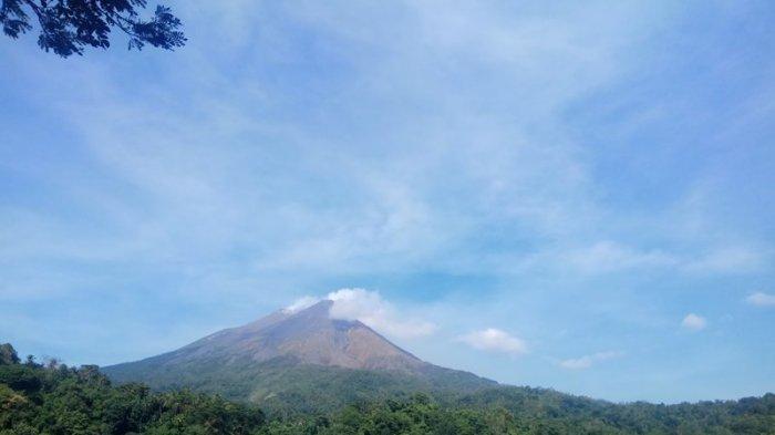 Ini Perkembangan Gunung Karangetang Saat Ini, Semakin Menurun Aktivitasnya