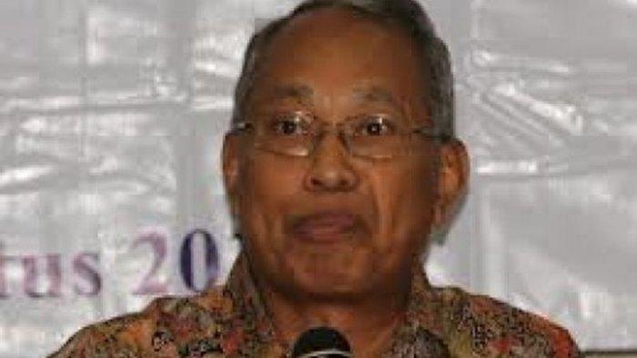Guru Besar Universitas Indonesia (UI), <a href='https://manado.tribunnews.com/tag/thamrin-amal-tomagola' title='ThamrinAmalTomagola'>ThamrinAmalTomagola</a>