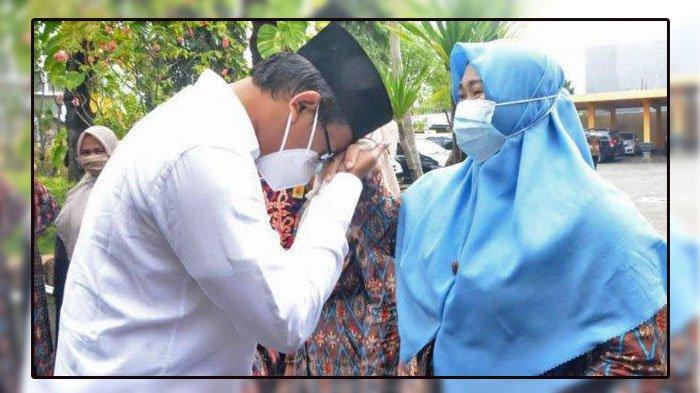 Ingat Guru SMA, Ahmad Muhdlor Minta Doa Restu Sebelum Dilantik Sebagai Bupati