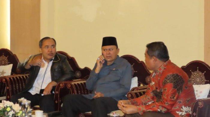 H2M dan Anggota Komisi V DPR RI Tinjau Pembangunan Nusa Tenggara Barat