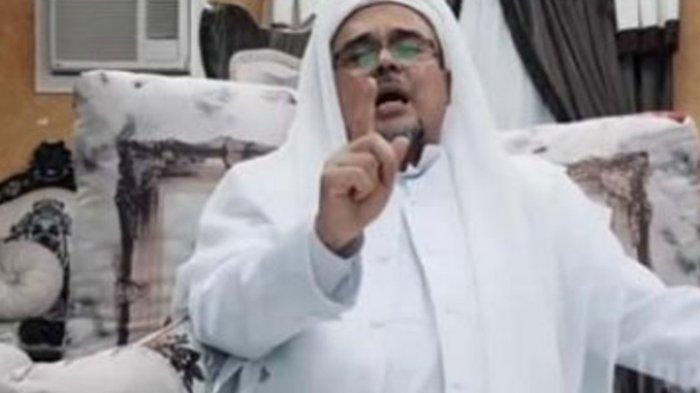 Habib Rizieq Sakit, Dicurigai Covid-19, Tolak TNI-Polri dan Satpol PP yang Ajak Swab Tes Corona