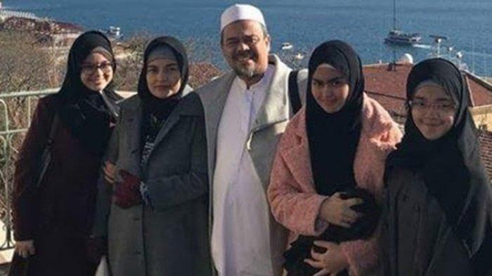 Habib Rizieq Akan Nikahkan Najwa Shihab saat Pulang ke Indonesia 10 November: Insya Allah . .