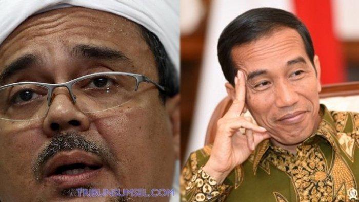 Debat Panas Jokowi Ilegal, Pengacara FPI Tak Berkutik Diskak Pegiat Medsos: Setuju Ulah Habib Rizieq