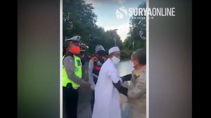 Ainul Yaqin Sayangkan Kejadian di Pos PSBB Surabaya: Habib Umar ini Tokoh yang Dihormati