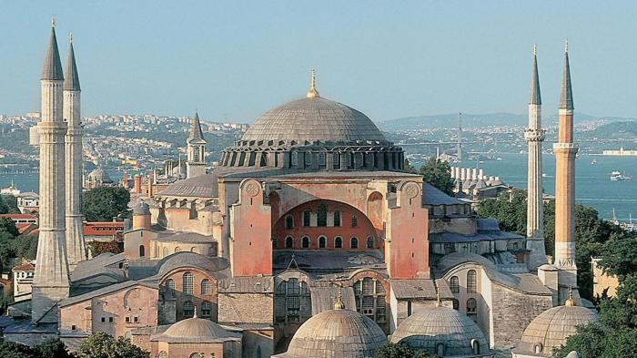 Hagia Sophia Bakal Diubah Jadi Masjid, Rencana Itu Tuai Polemik, Publik Turki Terbelah