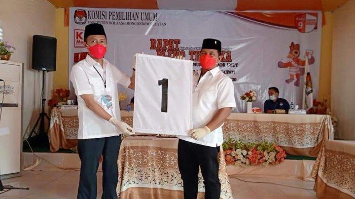 Haji Iskandar Kamaru dan Deddy Abdul Hamid