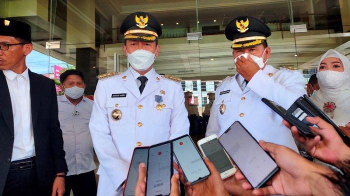 Jelang Pilsang, Iskandar-Deddy: Haram Hukumnya Bupati dan Wakil Bupati Mendukung Salah Satu Calon
