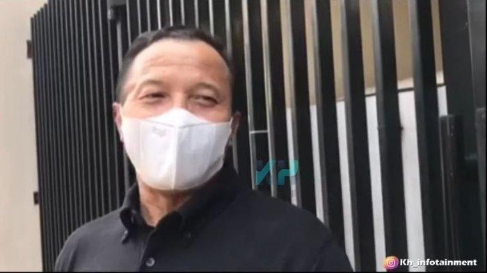 Haji komar ayah Nissa Sabyan