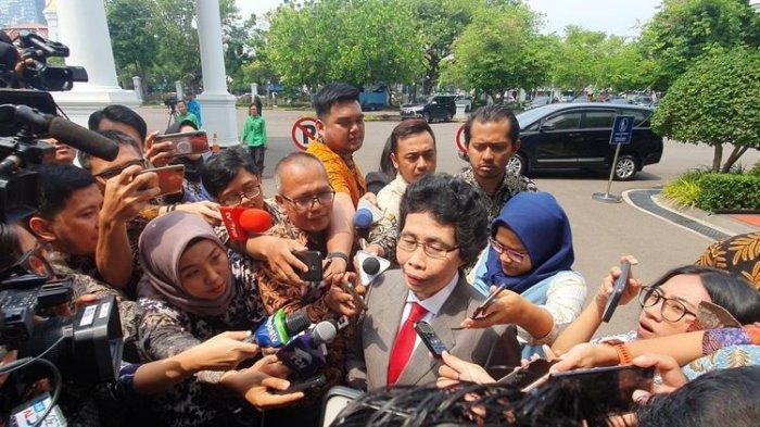 Inilah Lima Anggota Dewan Pengawas KPK Pilihan Presiden Jokowi