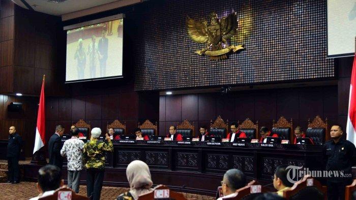 Dalam Petitum Prabowo-Sandi Didalamnya Menyatakan Perolehan Suara Yang Benar, Ini 15 Poinnya