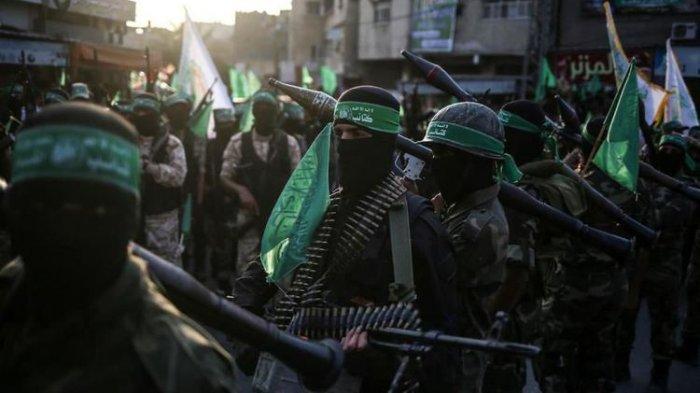 DERETAN Senjata Militer Hamas untuk Menyerang Israel, Dibeli Langsung dari Korut dan Rusia