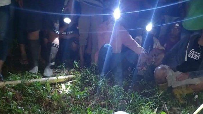 Warga Desa Tondei Satu Minsel Ditemukan Tewas di Kebun, Keluarga Minta Diautopsi