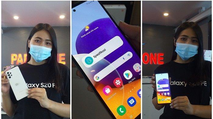 Simak Spesifikasi Samsung A72, Handphone Paling Laris di IT Center Manado