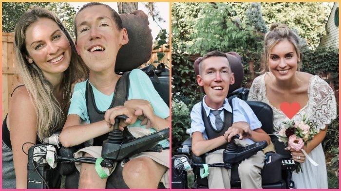 Kisah YouTuber Cantik, Menikahi Pria Penyandang Disabilitas, Dituduh Tak Tulus & Demi Konten