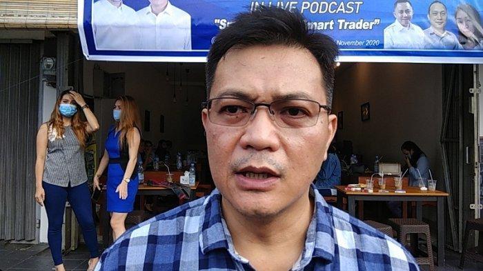 Debat Calon Wakil Wali Kota Manado, Hanny Joost Pajouw Janji PKL Jadi Sabahat