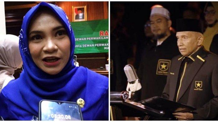Hanum Rais Berseberangan Partai dengan Amien Rais, Pilih Setia di PAN Berstatus Sekretaris Fraksi