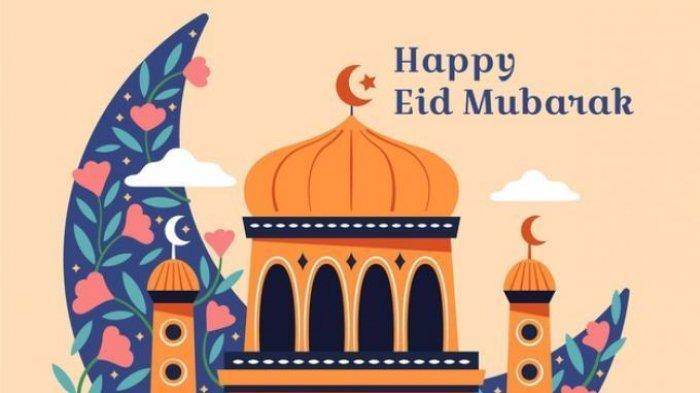 KUMPULAN UCAPAN Selamat Hari Raya Idul Fitri 2020, Untuk Dibagikan ke Media Sosial