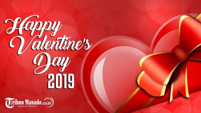 Valentine 2019 46 Ucapan Kata Kata Romantis Di Hari Kasih Sayang 14 Februari Tribun Manado