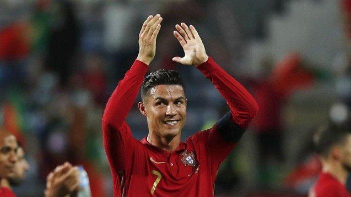 Cristiano Ronaldo, Raja Gol Pentas Internasional, Kalahkan Rekor Ali Daei, Catat Sejarah Sepak Bola