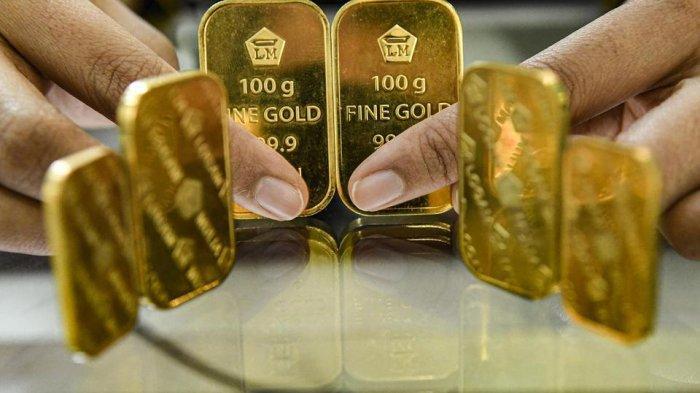 UPDATE, Harga Emas Antam 13 April 2021 Kembali Turun, Simak Ini Rinciannya