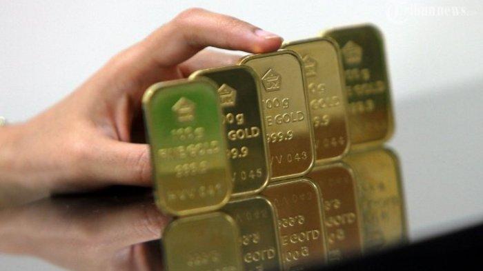 Harga Emas Antam Hari Ini Turun Sebesar Rp 1.000 per Gram, Lengkap dengan Cara Beli Emas Resmi