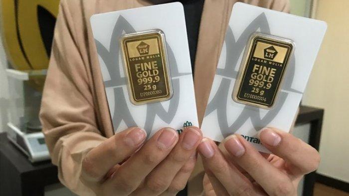 UPDATE Terkini Harga Emas Antam Kamis 1 Juli 2021: Hari Ini Naik Rp 5.000 per Gramnya