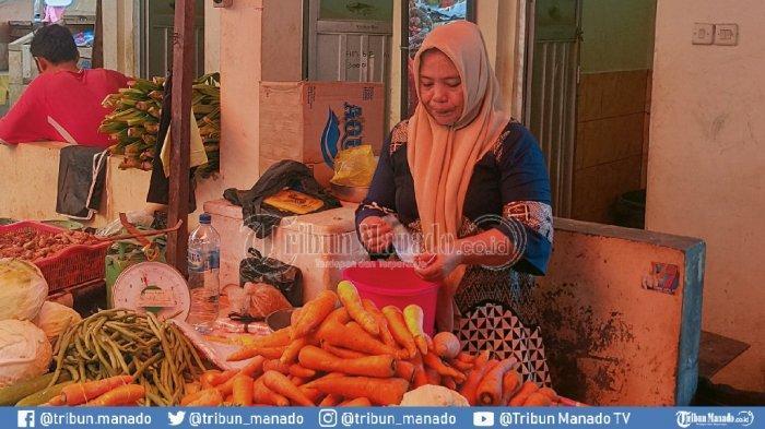Harga Sayuran di Pasar Ini Stabil, Ida Mengaku Banyak Pelanggan Masih Suka Beli dari Supermarket