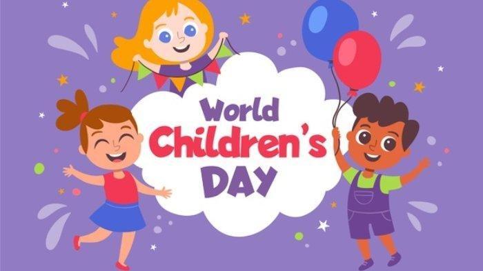Kumpulan Ucapan Selamat Hari Anak Sedunia Tanggal 20 November, Cocok untuk Update Status Medsos