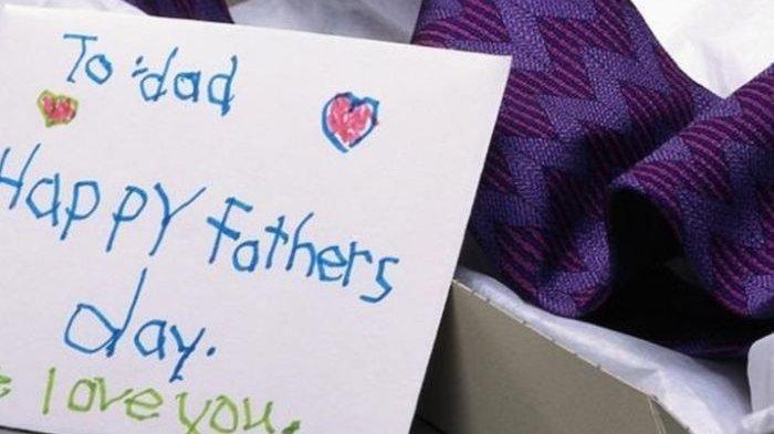 50 Kalimat Mutiara Ucapan Selamat Hari Ayah, Cocok Dibagikan ke Media Sosial IG, Facebook & Whatsapp