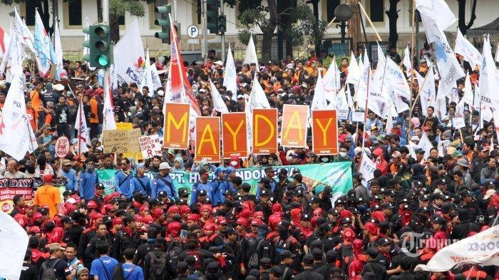 Peringatan May Day di Sulut Tanpa Aksi Demo, Buruh Akan Lakukan Hal ini